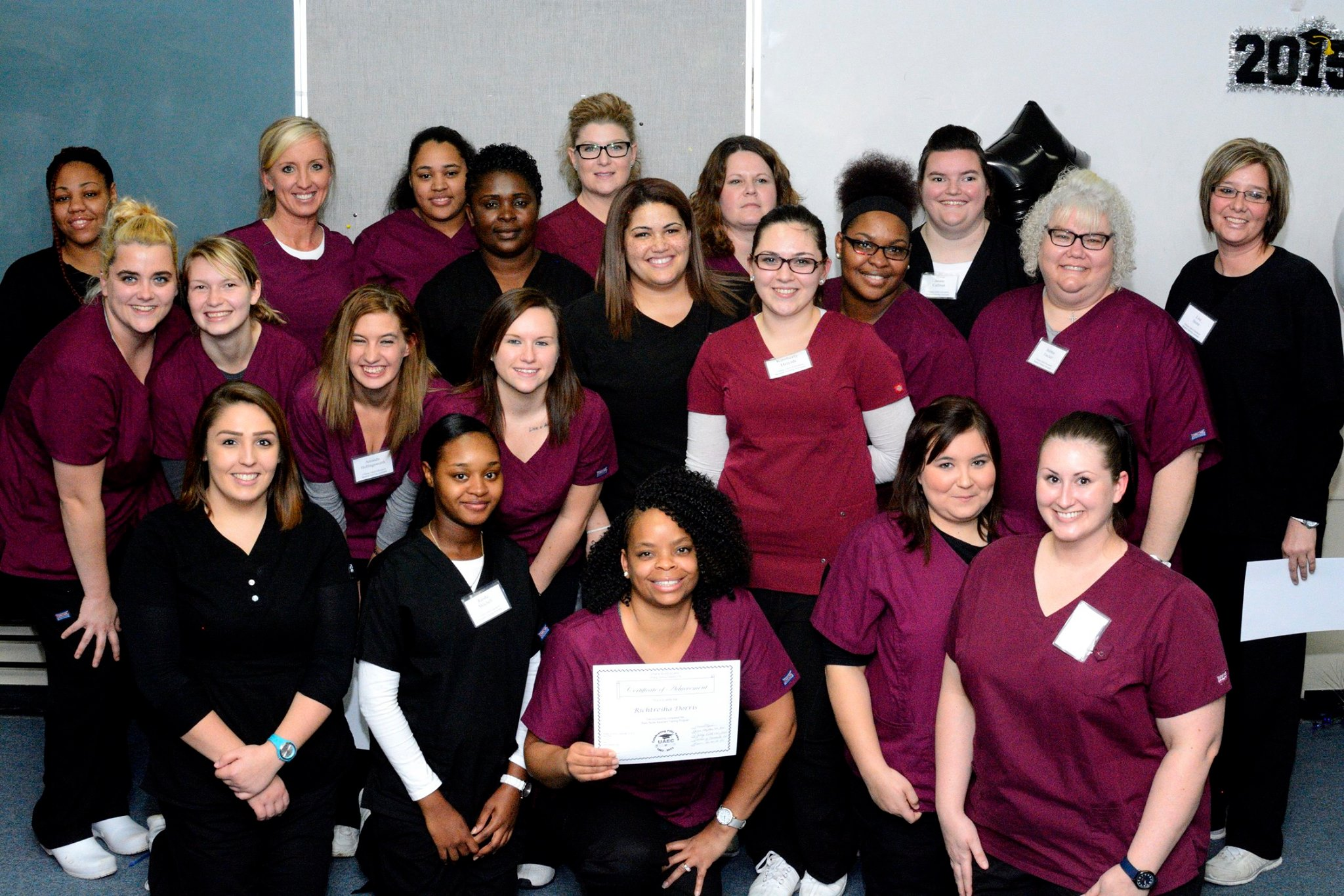 Certified nurse assistant urbana adult education center the urbana adult education center uaec holds two cna classes during the fall semester and two cna classes during the spring semester xflitez Choice Image