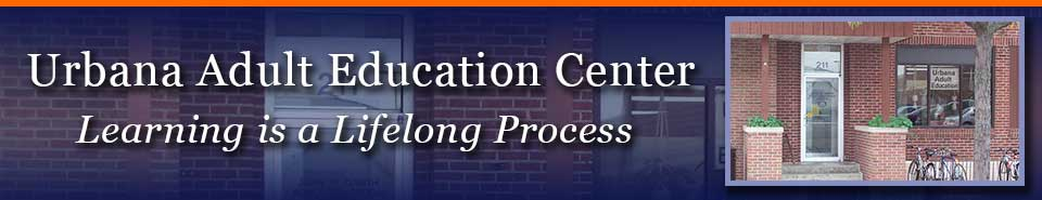 Urbana Adult Education