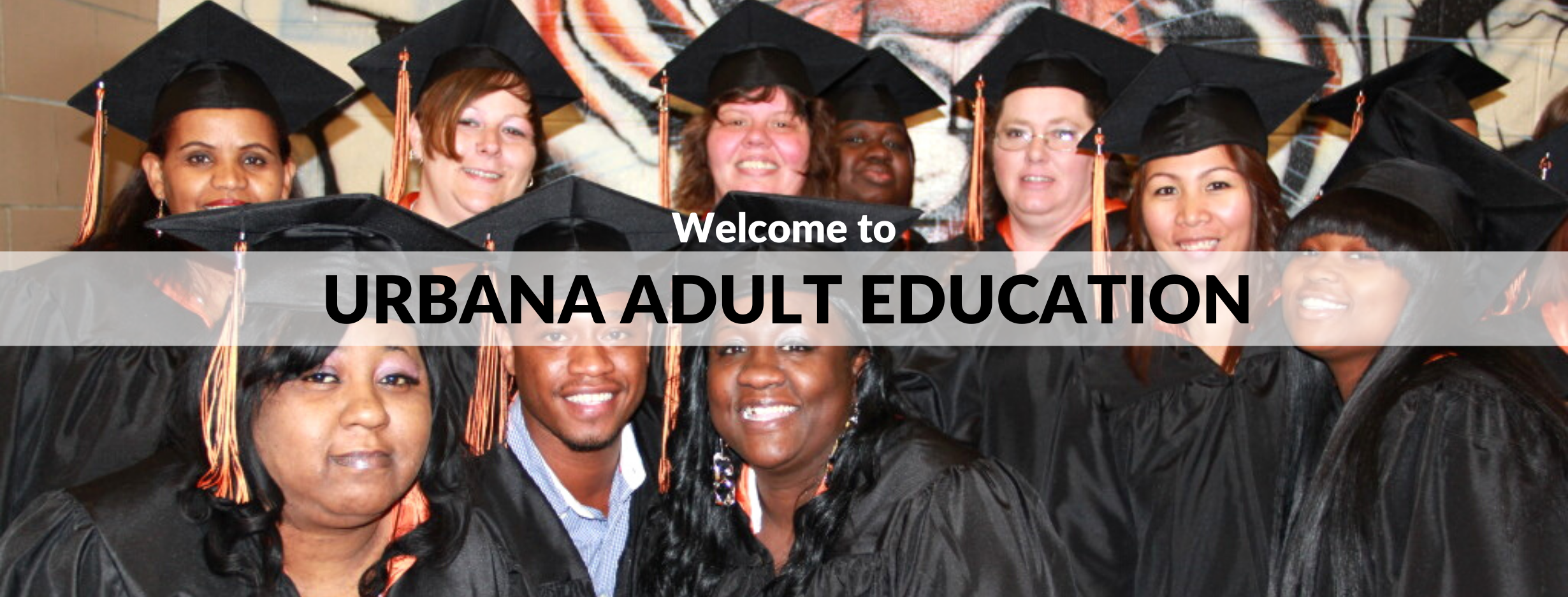 Adult Ed Welcome